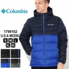 コロンビア ジャケット 中綿 フード付き 1799182 ブランド Columbia アウター 防寒 耐水 [夏新作]