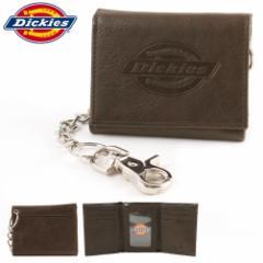 ディッキーズ 財布 三つ折り メンズ ウォレットチェーン 本革 31DI1127 USAモデル Dickies big_ac 春新作