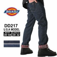 ディッキーズ パンツ デニム ストレート 5ポケット メンズ|股下 30インチ 32インチ|ウエスト 28〜40インチ|大きいサイズ USAモデル Di