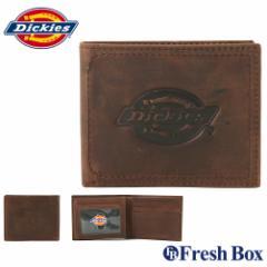 Dickies ディッキーズ 財布 メンズ 二つ折り ブランド カジュアル 本革 [dickies-31di240002] (USAモデル)