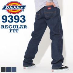 Dickies ディッキーズ 9393 ジーンズ メンズ ストレート デニムパンツ レギュラーフィット 大きいサイズ 作業着 作業服 (USAモデル)