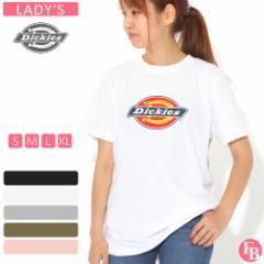 [レディース] ディッキーズ Tシャツ 半袖 クルーネック ロゴ 大きいサイズ FS45R ブランド アメカジ カジュアル 春新作
