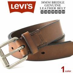 リーバイス ベルト 38mm メンズ 大きいサイズ USAモデル ブランド Levis 本革 レザー アメカジ カジュアル big_ac