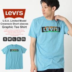 リーバイス Tシャツ 半袖 メンズ 大きいサイズ USAモデル ブランド Levis 半袖Tシャツ ロゴT アメカジ カジュアル