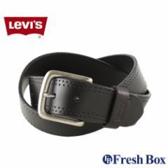 Levis リーバイス ベルト メンズ 本革 ブランド カジュアル 大きいサイズ 130cm 100cm [levis-11lv120z28-a] (USAモデル)