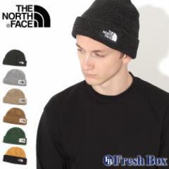 秋新作 ノースフェイス ニット帽 TNF スクエア ロゴ メンズ レディース NF0A3FJW USAモデル|ブランド THE NORTH FACE|帽子 ビーニー ニ