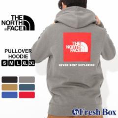 ノースフェイス パーカー ボックスロゴ TNF プルオーバー 裏起毛 薄手 メンズ NF0A3FRE USAモデル|ブランド THE NORTH FACE|フード ス