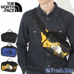 秋新作 ノースフェイス バッグ ウエストポーチ 3L TNF ロゴ メンズ レディース NF0A3KYX USAモデル|ブランド THE NORTH FACE|ウエスト
