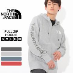 【秋新作】 ザ・ノースフェイス [THE NORTH FACE] パーカー メンズ ジップ 大きいサイズ メンズ ジップアップパーカー (USAモデル)