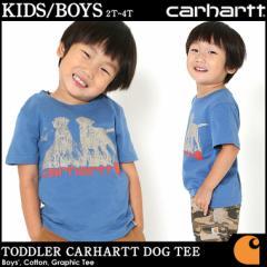 【子供服】 カーハート Carhartt Tシャツ 半袖 子供服 キッズ Tシャツ 半袖Tシャツ 子供服 男の子