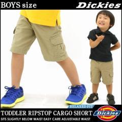 【BOYS/KIDS】 Dickies ディッキーズ 子供服 ハーフパンツ 男の子 女の子 ずぼん アメカジ ヒップホップ ボーイズ キッズ (kr212)