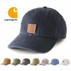 カーハート キャップ メンズ レディース 100289 ODESSA CAP Carhartt 帽子 ブランド 定番アイテム [carhartt-100289] (USAモデル)