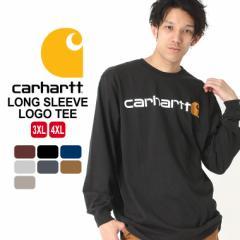 【大きいサイズ】 Carhartt カーハート ロンt メンズ 大きいサイズ (k298) [カーハート CARHARTT ロンt アメカジ tシャツ 長袖 メンズ 大