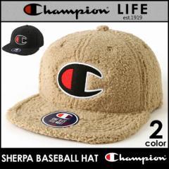 チャンピオン キャップ ボア メンズ レディース 帽子 USAモデル|ブランド ビッグロゴ アメカジ 秋冬|Champion