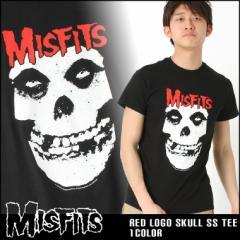 ミスフィッツ Tシャツ 半袖 メンズ 大きいサイズ USAモデル Misfits 半袖Tシャツ 半袖Tシャツ バンドT ロゴT ミュージック