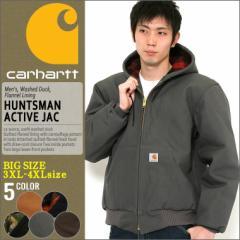 BIGサイズ / Carhartt カーハート ジャケット メンズ 大きいサイズ ジャケット アメカジ 秋冬 ダックジャケット ワークジャケット