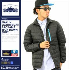 Penfield ペンフィールド ダウンジャケット メンズ ダウン アウター ブルゾン (pf1413) 父の日 ギフト ファッション