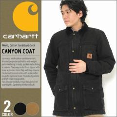カーハート ジャケット メンズ キャニオンコート 大きいサイズ 101683 USAモデル│ブランド Carhartt ワークジャケット カバーオール業着