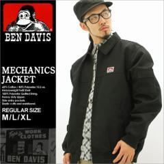 BEN DAVIS ベンデイビス ジャケット メンズ ワークジャケット bendavis 黒 ブラック アメカジ ブランド 大きいサイズ