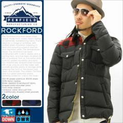 Penfield ペンフィールド ダウンジャケット メンズ ダウン 軽量 プレミアムグースダウン 防寒 アウター 父の日 ギフト ファッション