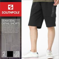 サウスポール (SOUTH POLE) ハーフパンツ メンズ スウェット バイカー ファッション スウェット ハーフパンツ メンズ