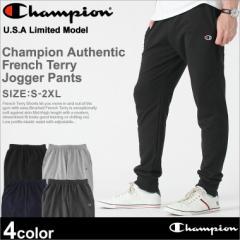 チャンピオン スウェットパンツ メンズ 大きいサイズ USAモデル|ブランド ジョガーパンツ ロゴ アメカジ|Champion