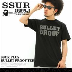 ssur tシャツ メンズ 半袖 ブランド 大きいサイズ (ssur-p153071217) ssur plus ブランド tシャツ メンズ 半袖 プリント ロゴ 大きいサイ