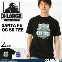エクストララージ Tシャツ 半袖 メンズ 大きいサイズ USAモデル ブランド X-LARGE 半袖Tシャツ ロゴT ストリート