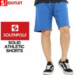 アウトレット 返品・交換・キャンセルは不可 │ SOUTH POLE サウスポール ハーフパンツ メンズ 大きいサイズ スウェット