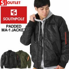アウトレットセール 返品・交換・キャンセルは不可 │ SOUTH POLE サウスポール MA-1 中綿 ma1 ジャケット (outlet)