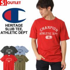 アウトレットセール 返品・交換・キャンセルは不可 │ Champion チャンピオン tシャツ メンズ 半袖 tシャツ tシャツ メンズ tシャツ ロゴ