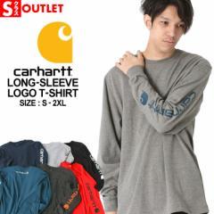 アウトレットセール 返品・交換・キャンセルは不可 │ Carhartt カーハート ロンt メンズ 大きいサイズ (k231) [カーハート CARHARTT ロ