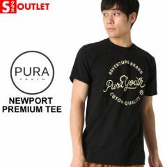 アウトレット 返品・交換・キャンセル不可 │ カリフォルニア発 PURA YOUTH (プーラユース) │ tシャツ メンズ 半袖 プリント 半袖tシャ