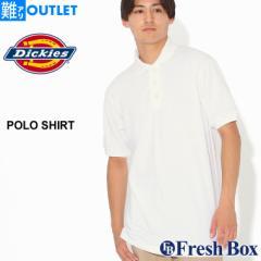 【難アリ】アウトレット 返品・交換・キャンセル不可|ディッキーズ ポロシャツ 半袖 メンズ 大きいサイズ KS5552 半袖ポロシャツ おしゃ