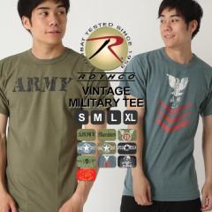 ロスコ Tシャツ 半袖 メンズ 大きいサイズ USAモデル 米軍 ブランド ROTHCO 半袖Tシャツ ミリタリー ロゴ プリント 秋新作