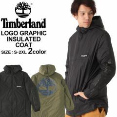 Timberland ティンバーランド アウター メンズ ブランド 中綿ジャケット アウトドア ナイロンジャケット 撥水