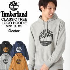ティンバーランド パーカー プルオーバー ロゴ プリント メンズ 裏起毛 大きいサイズ USAモデル ブランド Timberland アメカジ