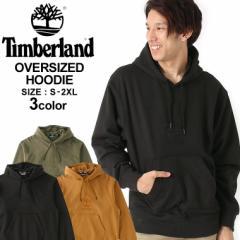 ティンバーランド パーカー プルオーバー ロゴ 刺繍 メンズ 裏起毛 大きいサイズ USAモデル ブランド Timberland アメカジ