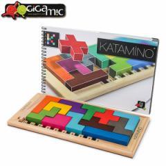 [あす着] Gigamic ギガミック Katamino カタミノ 木製パズル 脳トレ 知育玩 200102/152501 ボードゲーム