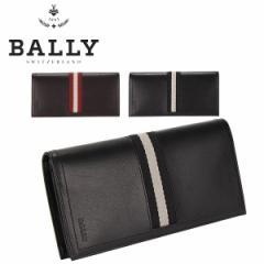 ec1ec616c38e バリー Bally 長財布 小銭入れ付 TALIRO TRAINSPOTTING 財布 レザー 本革 メンズ