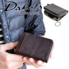 ポイント10倍 Dakota ダコタ ブラックレーベル BLACK LABEL  マルチ コインケース リバーII 小銭入れ キーケース パスケース カードケー