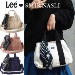 サミールナスリ Leeトートバッグ ショルダーバッグ Lee×SMIR NASLI 3pocket bag 011300091