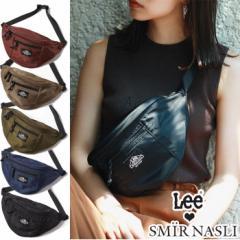 サミールナスリ Lee バッグ ボディバッグ ウエストバッグ Lee×SMIR NASLI Nylon Body Bag 限定 リー 011300102 コラボ
