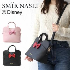 サミールナスリ ミニー ショルダーバッグ 2way ミニバッグ SMIR NASLI Disney Silhouette Wallet Bag MINNIE  011313319