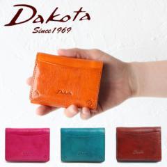 d783ed7c6452 ポイント10倍 ダコタ 財布 三つ折り財布 Dakota 小さい財布 バンビーナ 36121 コンパクト レディース ブランド