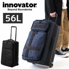 ポイント10倍 【正規品2年保証】innovator イノベーター ソフトキャリーケース スーツケース INV4W / 56L 3泊〜5泊 2輪