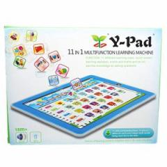 【大特価】 英語 学習 タブレット型教材 能力開発 知育玩具 Y-Pad