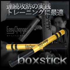 スティックミット EasyChange パンチングミット 2本1組 ボクシング 格闘技 ボクササイズ フィットネス 打撃