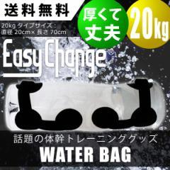 ウォーターバッグ EasyChange イージーチェンジ 20kg (体幹トレーニング 筋トレ フィットネス)
