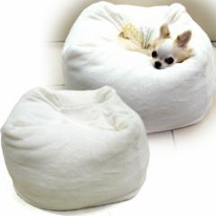 ボストーク マシュマロクッション ホワイト(犬用ベッド) 【犬用品・猫用品/クッション】【ベッド・マット/カドラー/ペットベッド】